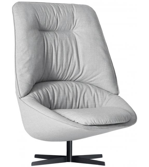 Ladle Arflex Swivel Armchair