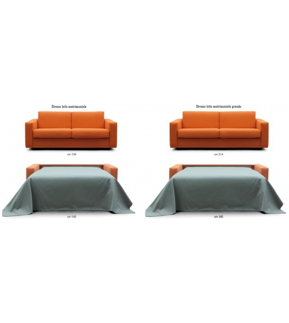 Tuo Campeggi Sofa Bed