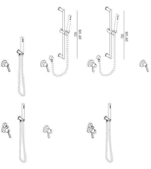Fez Agape Single Lever Mixer Tap