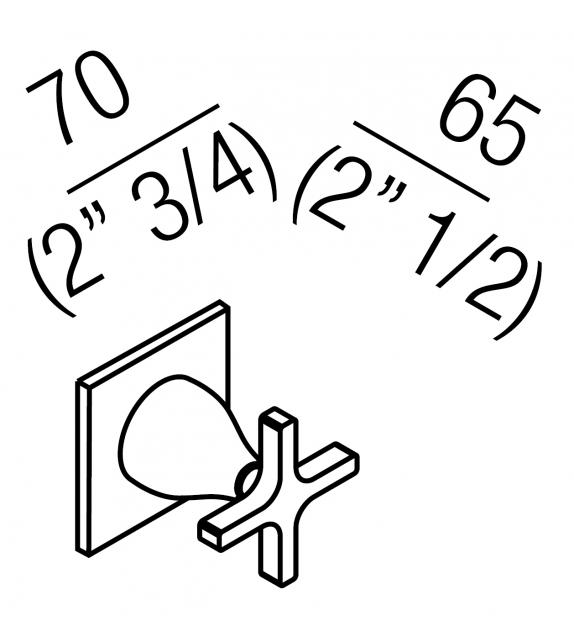 Memory Agape Unterputz-Einhandmischer