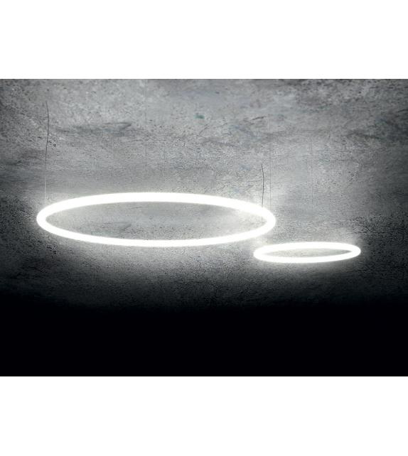 Alphabet of light linear Artemide Lámpara de Suspensión
