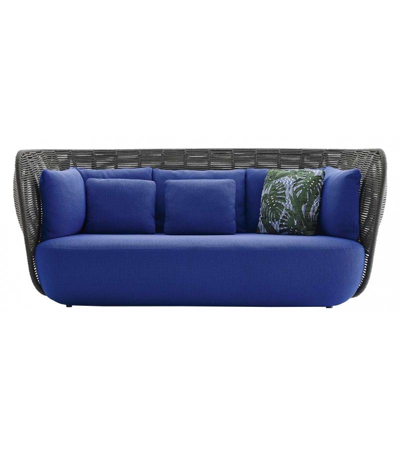 bay b b italia outdoor canap milia shop. Black Bedroom Furniture Sets. Home Design Ideas