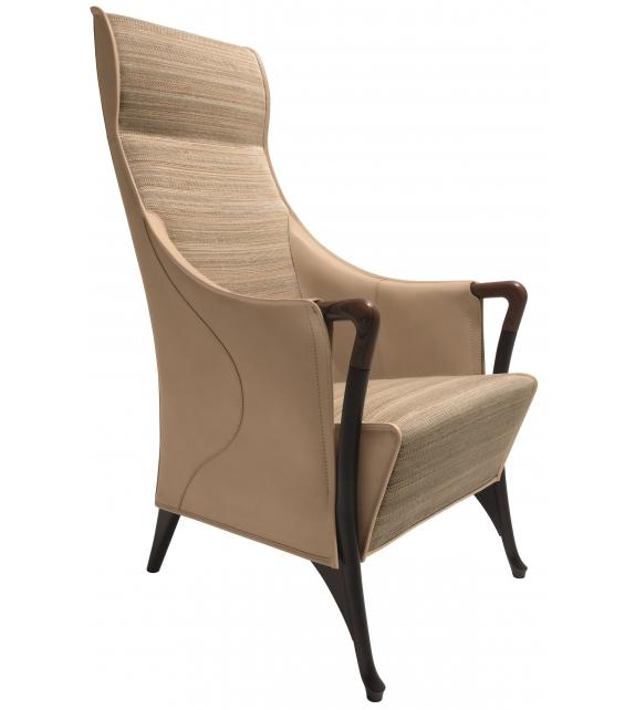 Progetti Fashion Giorgetti Wing Chair