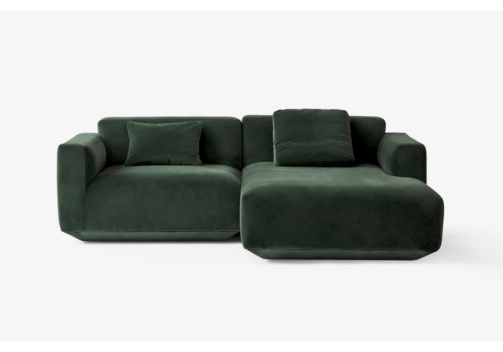 Develius tradition divano modulare milia shop - Divano modulare ...