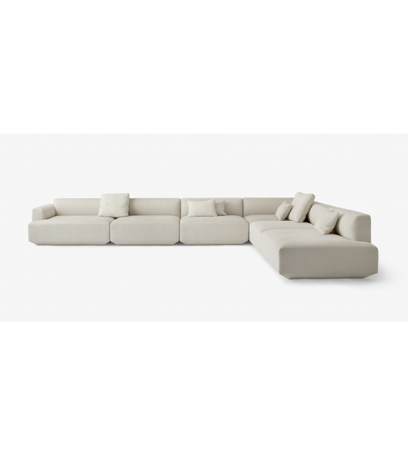 Develius &Tradition Modular Sofa