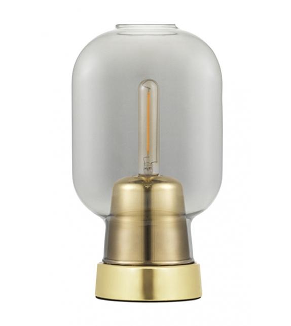 Amp Brass Normann Copenhagen Lampada Da Tavolo