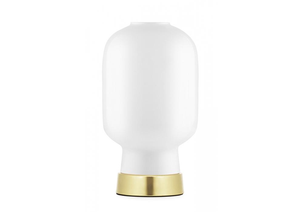 amp brass normann copenhagen table lamp milia shop. Black Bedroom Furniture Sets. Home Design Ideas