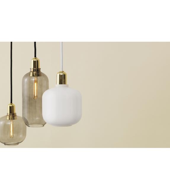 Amp Brass Normann Copenhagen Pendant Lamp