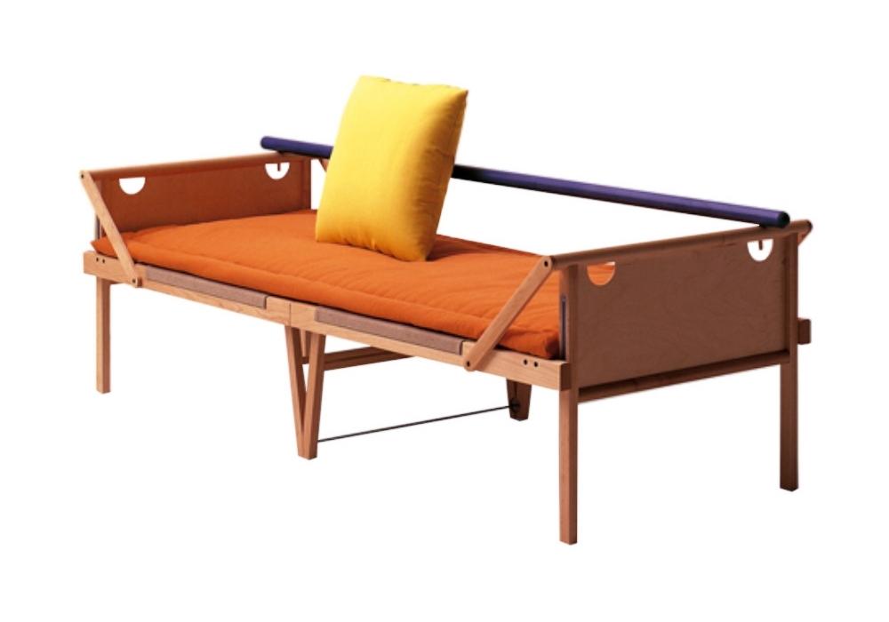 ospite campeggi lit pliant milia shop. Black Bedroom Furniture Sets. Home Design Ideas