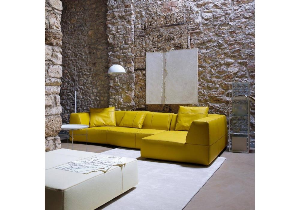 Bend Sofa B Amp B Italia Milia Shop