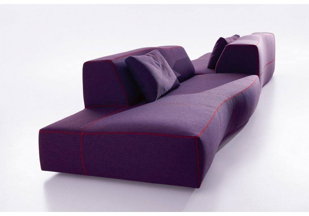 bend sofa b b italia canap milia shop. Black Bedroom Furniture Sets. Home Design Ideas