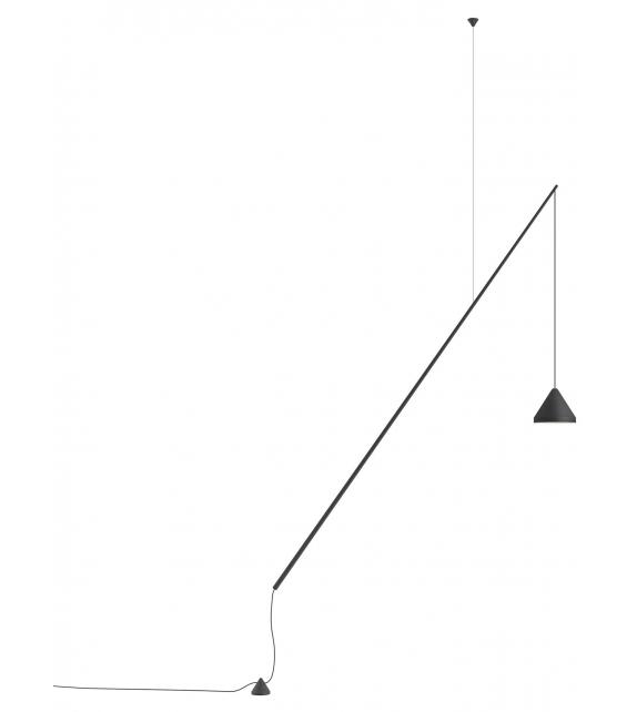 North Vibia Floor Lamp