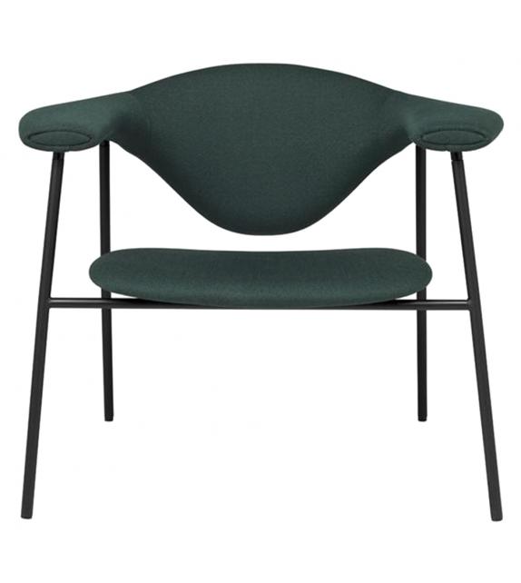 Gubi Lounge Chair Masculo
