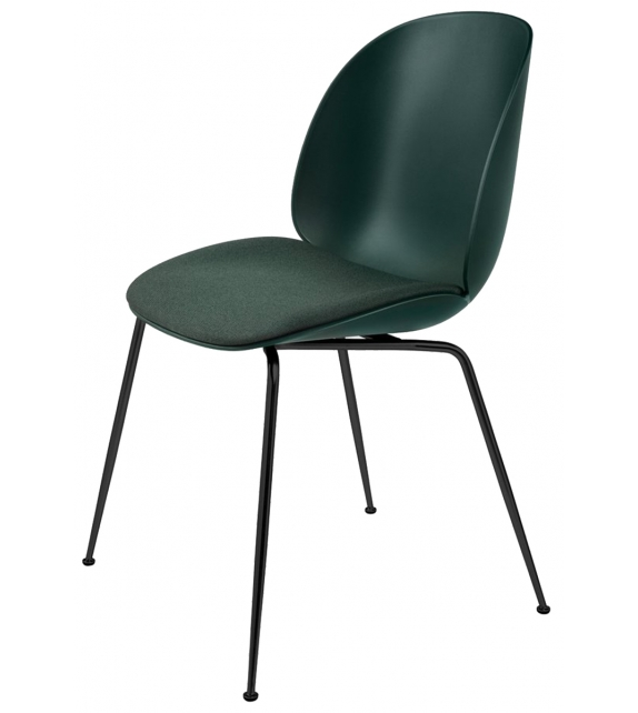 Beetle Dining Gubi Seat Upholstered Chair