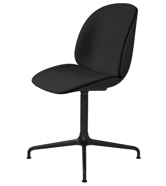 Beetle Gubi Front Upholstered Chair