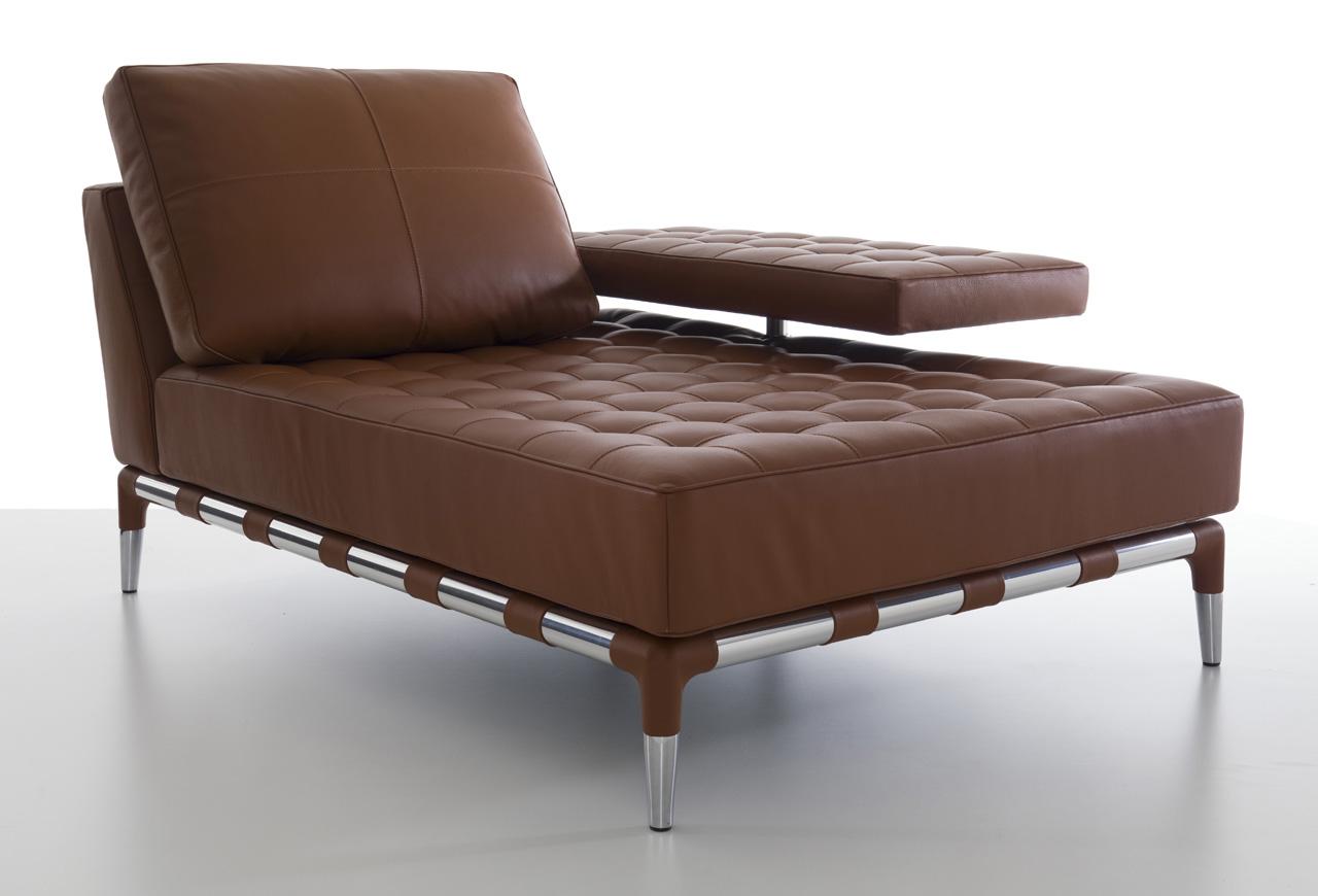 Shop Cassina Chaise Privé Milia 241 Lounge nvm80Nw