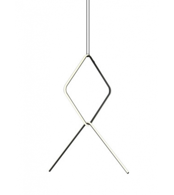Arrangements Broken Line Flos Pendant Lamp
