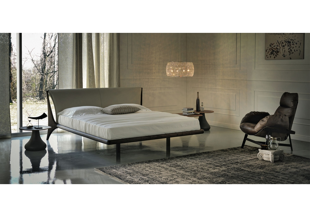 nelson cattelan italia cama milia shop. Black Bedroom Furniture Sets. Home Design Ideas