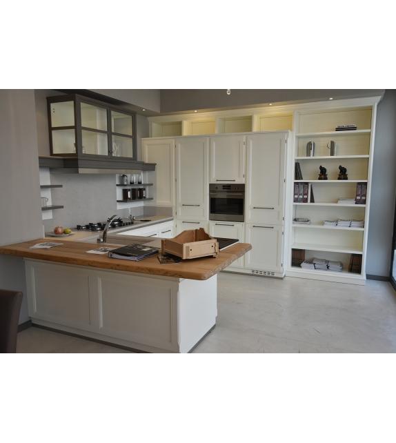 In Esposizione - Living Design L'Ottocento Cucina