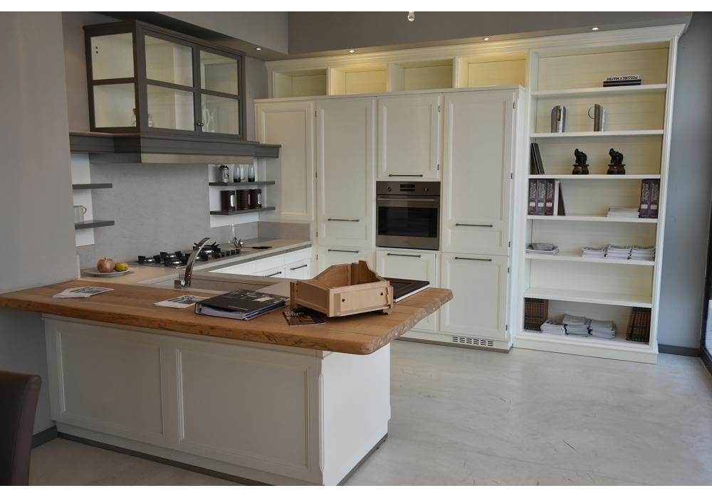 Ex Display - Living Design L\'Ottocento Kitchen - Milia Shop