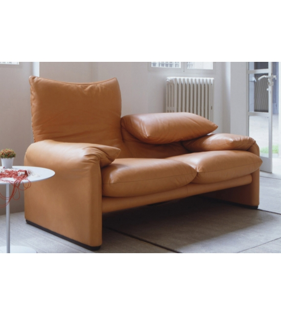 675 Maralunga divano 2 posti
