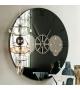 Times Cattelan Italia Miroir