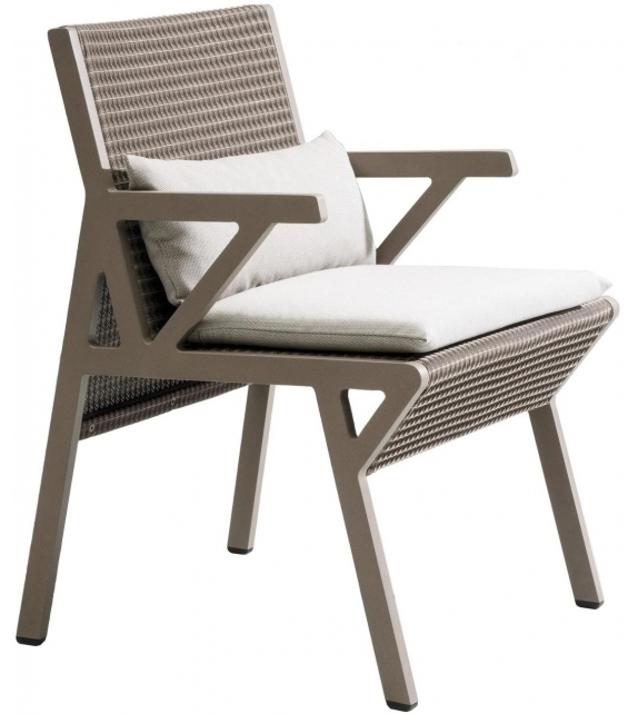 Kettal Vieques Dining Armchair