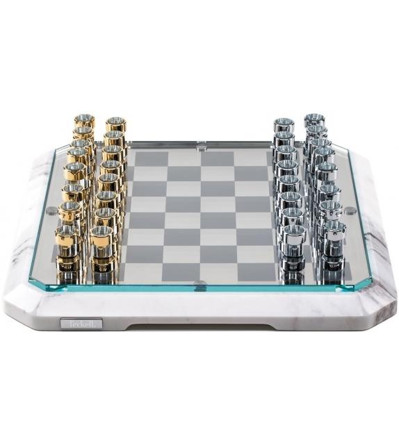 Stratego Teckell Schaakbord