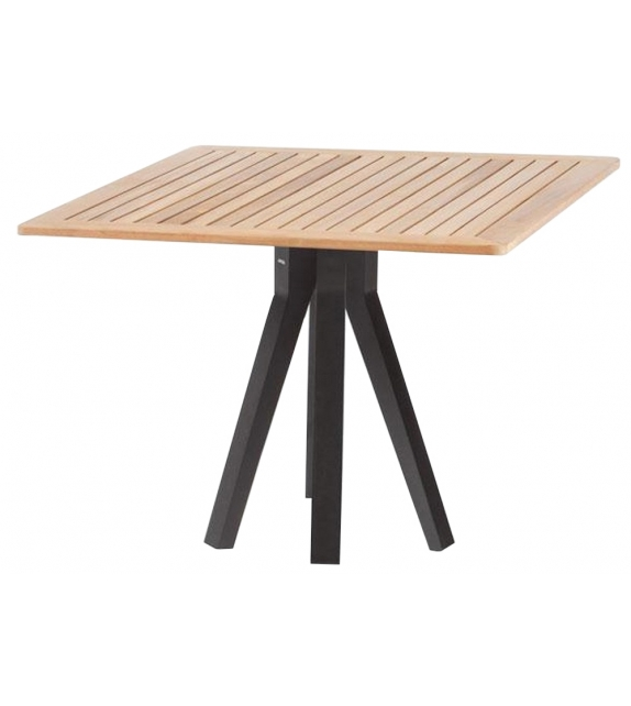 Vieques Kettal Square Dining Table