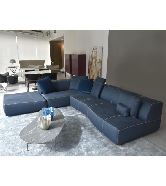 B&B Italia Bend-Sofa Divano - Milia Shop