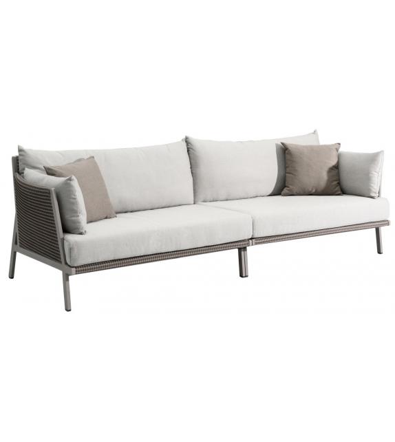 Kettal Vieques Modular Sofa