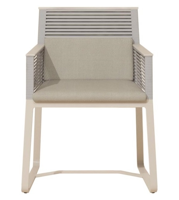 Landscape Kettal Dining Armchair