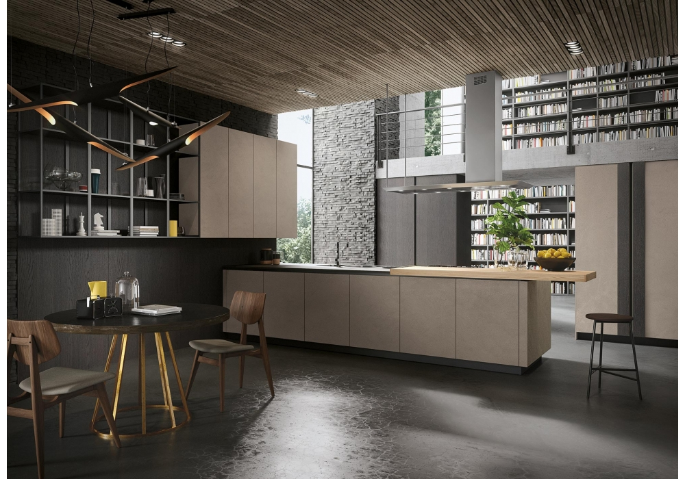 Look Snaidero Kitchen Milia Shop