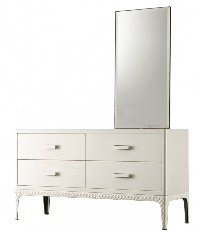 Ready for shipping – Dorian Rugiano Chest Of Drawers With Mirror