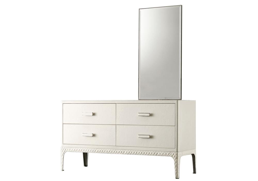 en exposition dorian rugiano commode avec miroir milia. Black Bedroom Furniture Sets. Home Design Ideas