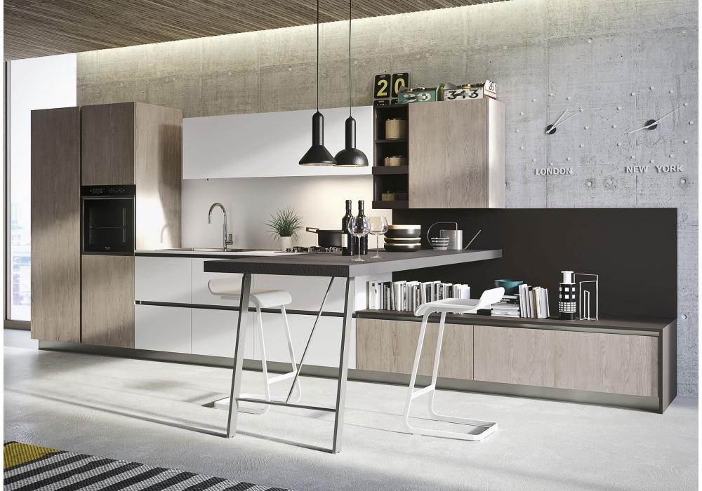 First Snaidero Kitchen - Milia Shop