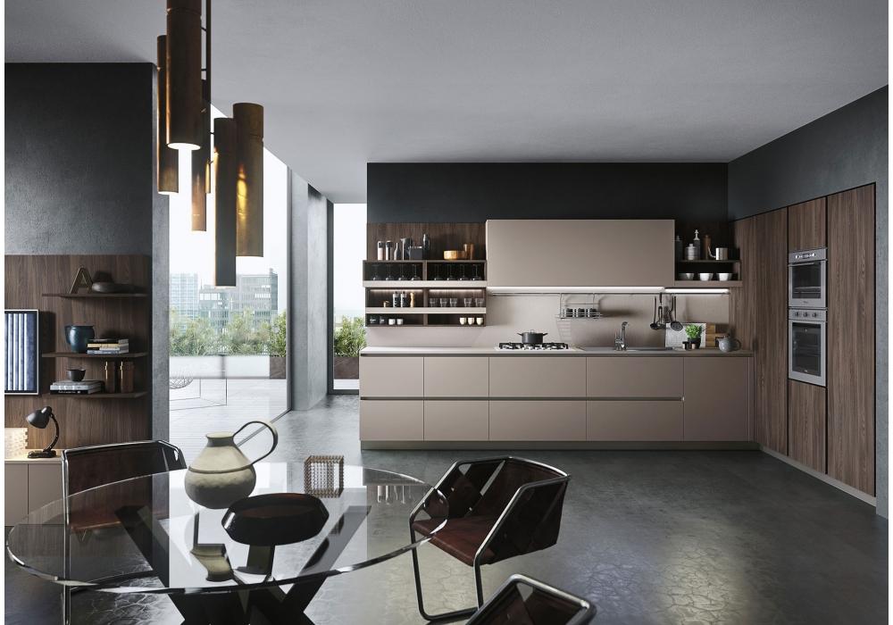 first snaidero cuisine milia shop. Black Bedroom Furniture Sets. Home Design Ideas