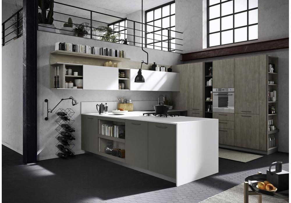 fun snaidero k che milia shop. Black Bedroom Furniture Sets. Home Design Ideas