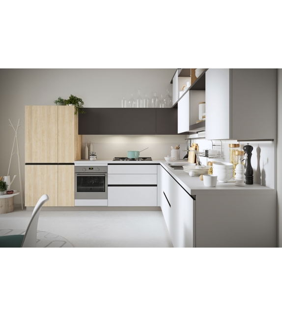 joy snaidero cuisine milia shop. Black Bedroom Furniture Sets. Home Design Ideas