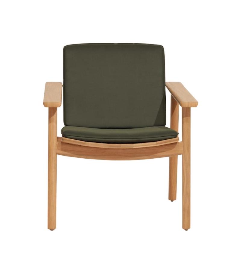 Chaise Lounge Kettal: Riva Kettal Club Armchair