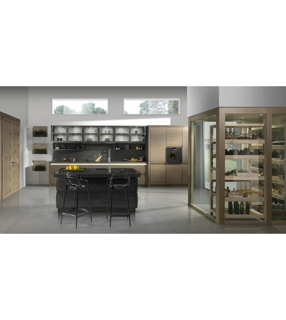 Chronos L'Ottocento Kitchen