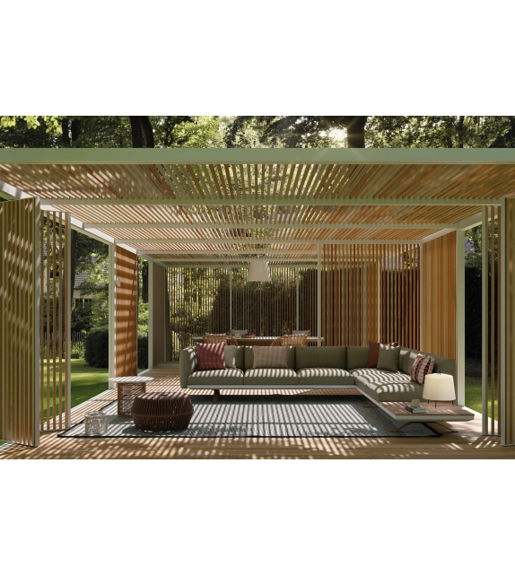 Pavilions XL Double Kettal Gazebo