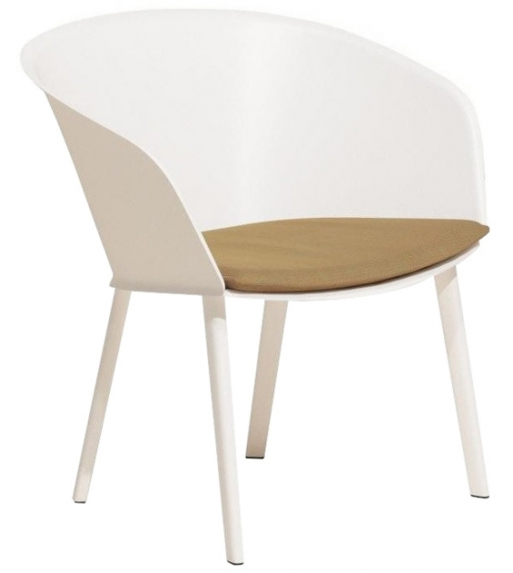 Stampa Solid Kettal Dining Chair