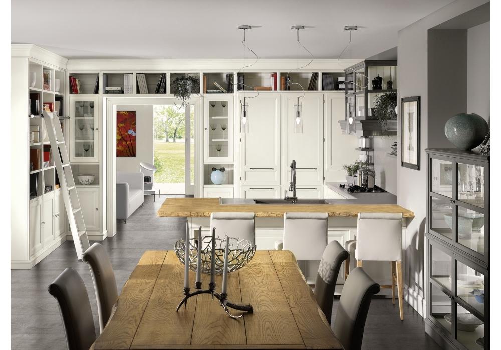 Living Style L\'Ottocento Kitchen - Milia Shop