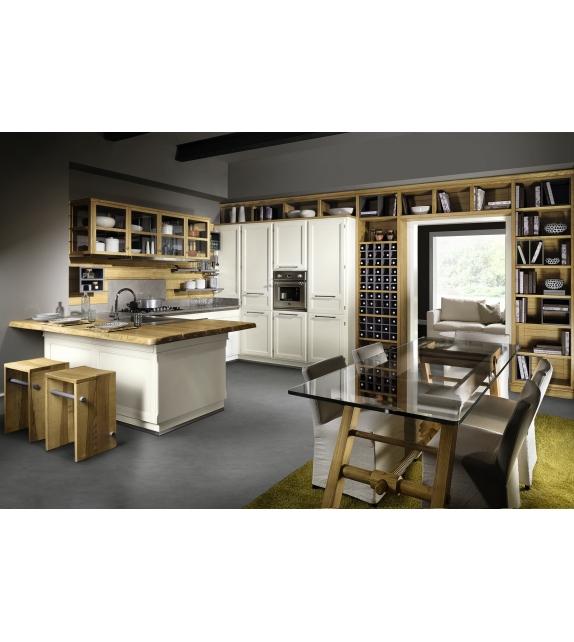 Monterey L'Ottocento Kitchen