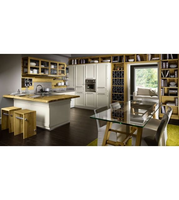 Living Design L'Ottocento Kitchen