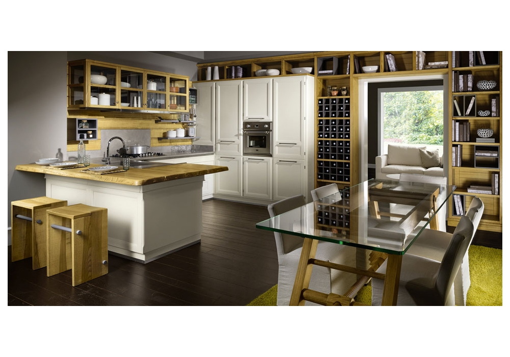 Living Design L\'Ottocento Cucina - Milia Shop