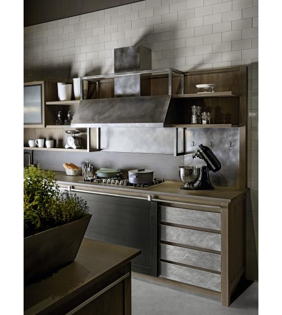 Evita L'Ottocento Kitchen