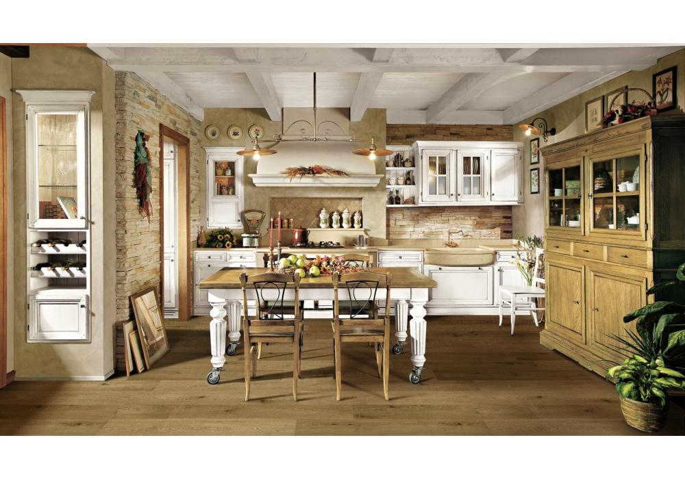 Old Style L\'Ottocento Cucina - Milia Shop
