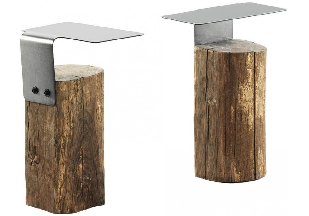 mogg beam side table table basse milia shop. Black Bedroom Furniture Sets. Home Design Ideas